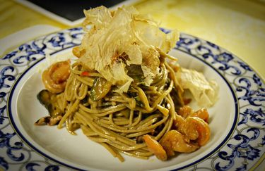 Falsariga - Spaghetti