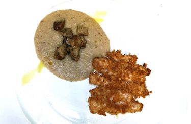 ristorante da matteo - tagliata pesce