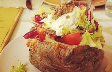 Farcita - Patata Pomodorini