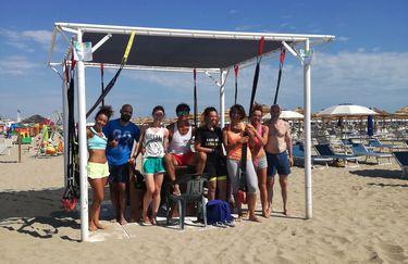 Lamby's Beach 93 - Staff