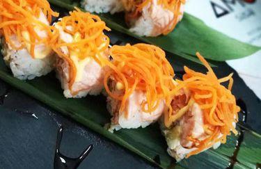 amo sushi - uramaki