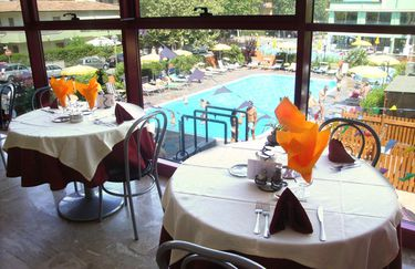 Hotel Prestigio - sala da pranzo