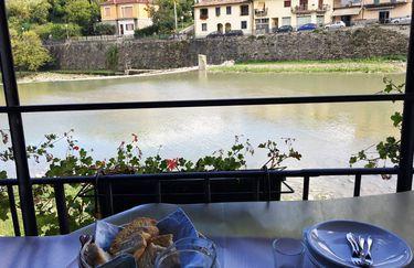La Vecchia Osteria del Borgo - Vista dalla terrazza