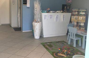 Clinica del Sale - Entrata camera del sale