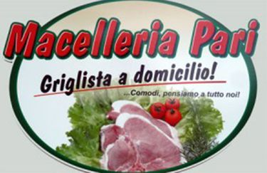 Macelleria Pari - Logo