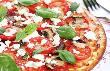 Pizzeria Lo Sfizio - Pizza Pomodori