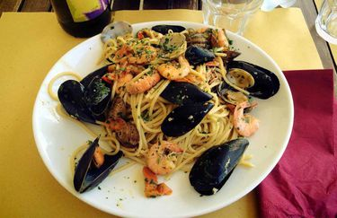 Bellariva Beach - Spaghetti