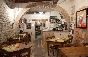 L'Osteria di Via Zannetti - Interno