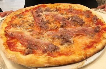 al maneggio - pizza