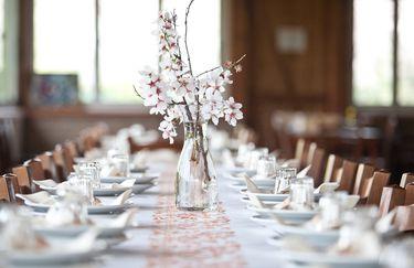 Agriturismo Monticino tavolo