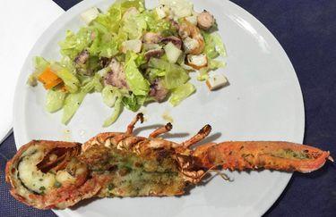 Trattoria Pizzeria 70 - Pesce