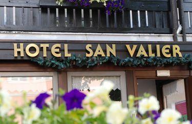 Hotel San Valier - Insegna