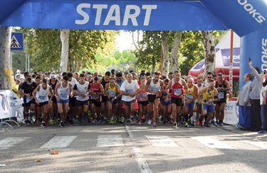 maratona alzheimer - partenza