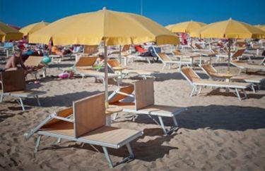 Consorzio Rimini d'Amare - Lettini