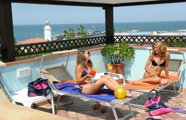 Hotel New Bristol - Terrazza