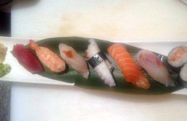 Nagoya Sushi nigiri