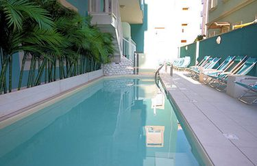 Residence Beach Paradise - Piscina