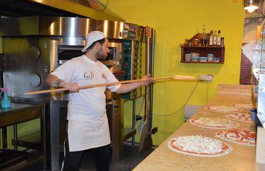 Pizza Piadarò - pizzaiolo