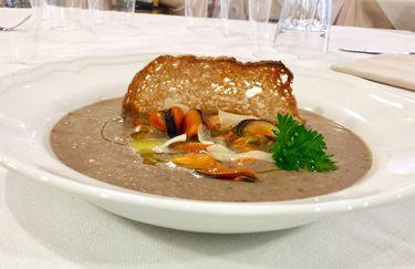 bistrot viale ceccarini - zuppa