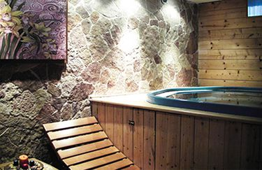 Alba Sporting Hotel - Jacuzzi