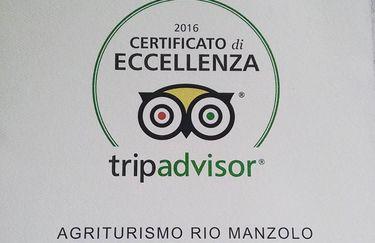 Agriturismo Rio Manzolo - Eccellenza Tripadvisor