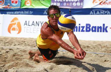 power beach- beach volley
