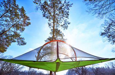 Lavanderia Bagno Di Romagna : Coupon soggiorno in tenda sospesa allalto savio camping a bagno di