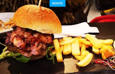 Gourmet Street Food - Hamburger Chianina