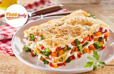 Food Family - Veggie Menu