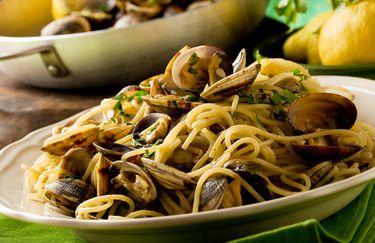porto 36 - spaghetti vongole