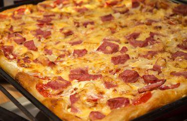 La Dama - Pizza