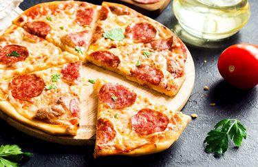 Acqua & Farina - Pizza al Salame