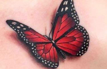 Mc Sun Kanatè - Tatuaggio