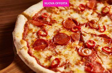 Villa dei Pini - Pizza