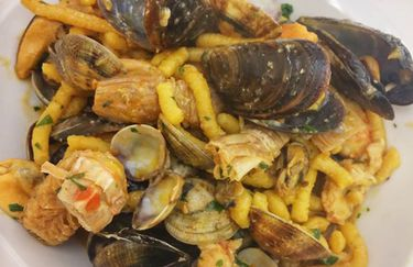 Osteria Pontenono - Passatelli Pesce