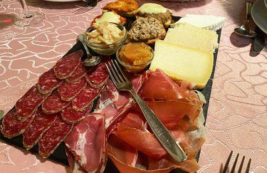 Agriturismo La Rocca - Tagliere
