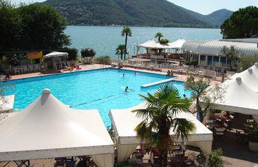 Hotel Eurovil Beach - Piscina Vista Lago