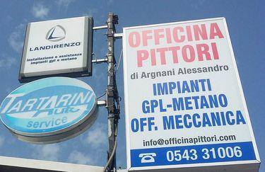 Officina Pittori - Insegne