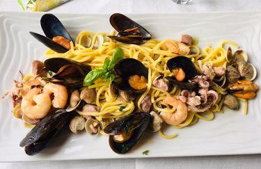 Molo 22 - Spaghetti Pesce