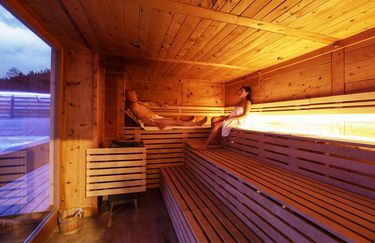 Hotel Aurora e Garnì Wellness - Sauna