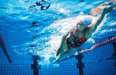 Piscina Comunale Cesena - Nuotatrice
