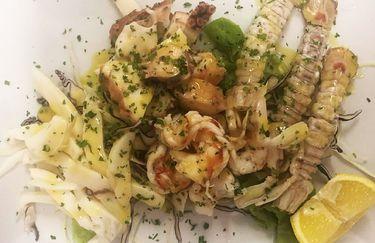 Aqua Salata - Pesce