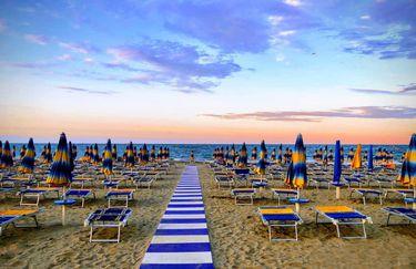 Bagno Ventaglio - Spiaggia