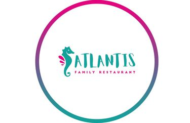 Atlantis Family Restaurant - Logo