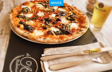 Al 98 Restaurant - Pizza