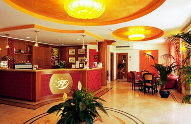 Hotel Fashion - Ingresso