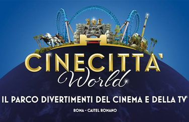 Cinecittà World - Copertina