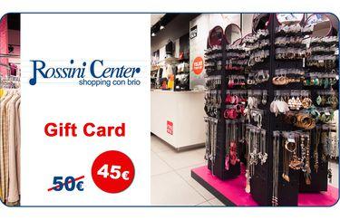 Rossini Center - Gift Card