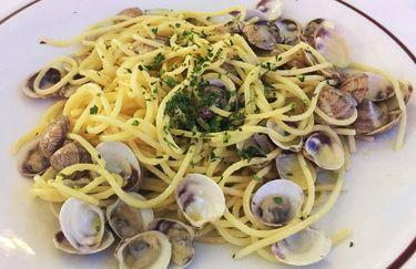 Ristorante La Caveja - Spaghetti alle Vongole