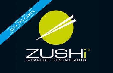 Zushi Ravenna - Logo alla carta